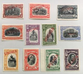 Centenario Independencia De Chile 1910