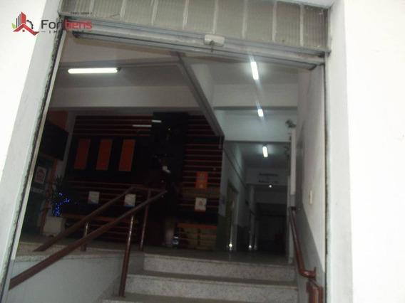 Sala Comercial Para Locação, Laranjeiras, Caieiras. - Sa0032