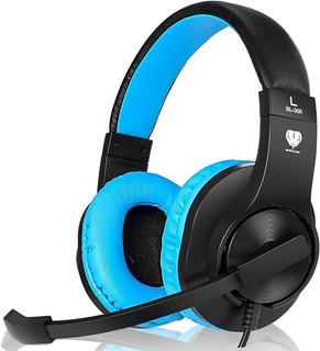 Audifonos Gamer Diadema Xbox One/ Ps4/ Pc / Nintendo Switch