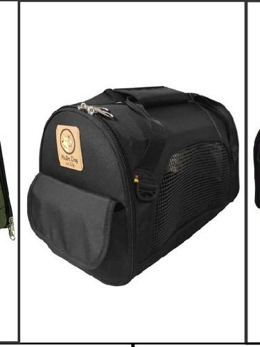 Bolso Guacal Transportador Para Mascotas Perros O Gatos