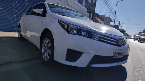 Toyota Corolla Xli 2016 Oportunidad Liquido !!!!!!!