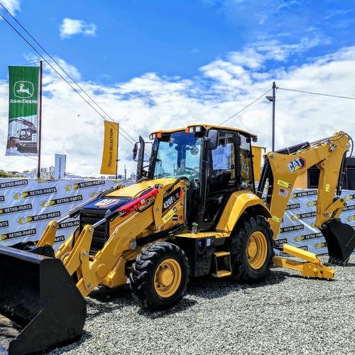Retroexcavadoras Caterpillar 420f2 It  Años 2018  Importadas