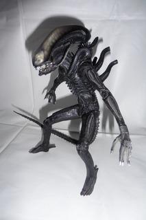 Figura Alien Xenomorph - Version 1979 8vo Pasajero - Neca