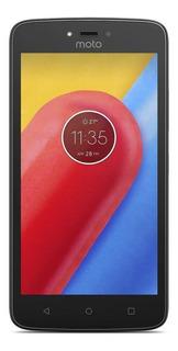 Motorola C Plus Dual SIM 16 GB Preto-brilhante 1 GB RAM
