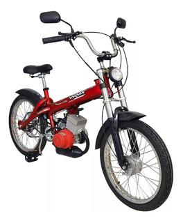 Bicicleta Motorizada Wmx Sport Mobilete 40cc R$1000 Á Vista