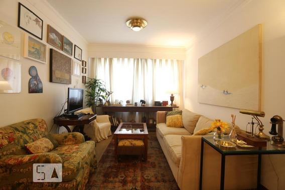 Apartamento Para Aluguel - Consolação, 2 Quartos, 100 - 893078776