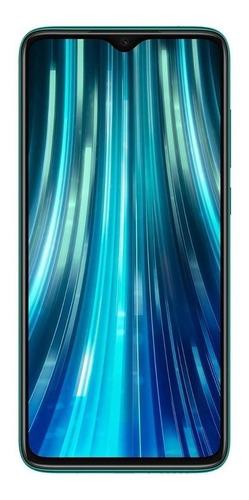 Celular Smartphone Xiaomi Redmi Note 8 Pro 128gb Verde - Dual Chip