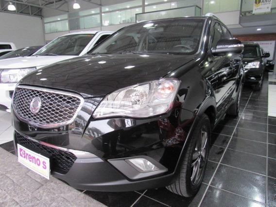 Ssangyong Korando 2.0 Gls Awd (aut) Diesel Automático