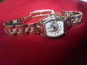 Relógio Cartier Roadster Stainless Steel 2510