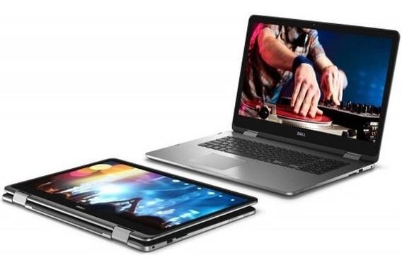 Laptop Dell Core I5 7th Generación Convertible Tactil Bella.