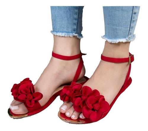 Sandalias Para Dama Ref: 216