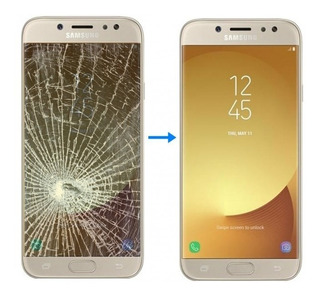 Vidrio Glass Samsung A10 C/instalación Garantia