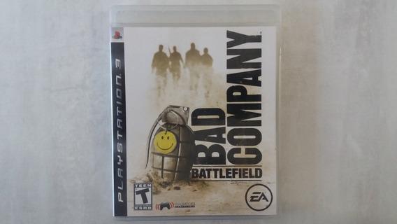 Battlefield Bad Company - Ps3 - Original
