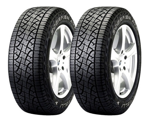 Kit 2 Neumaticos Pirelli Scorpion Atr 235/75 R15 110t