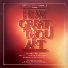 Musical How Great Thout Art Por Clydesdale Playback K7