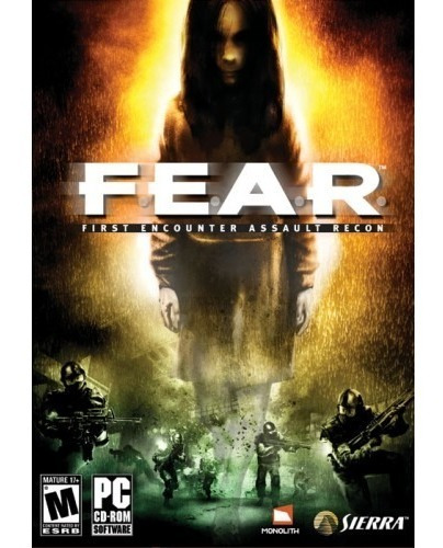 Fear Ultimate Shooter Edition Steam Pc Key Steam
