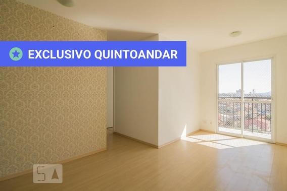 Apartamento No 11º Andar Com 2 Dormitórios E 1 Garagem - Id: 892946886 - 246886