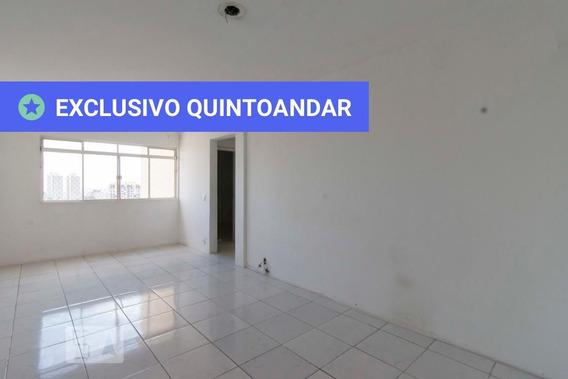 Apartamento No 11º Andar Com 2 Dormitórios E 1 Garagem - Id: 892956066 - 256066