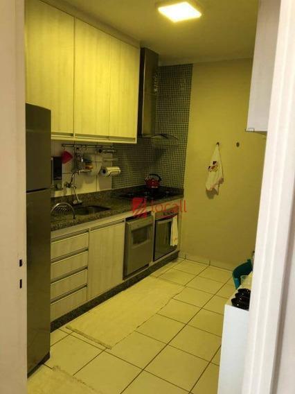 Apartamento Residencial À Venda, Higienópolis, São José Do Rio Preto. - Ap1491