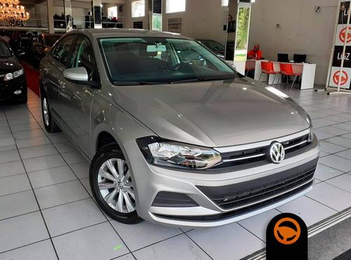 Imagem 1 de 6 de Volkswagen Virtus 1.6 Msi Total Flex Automático