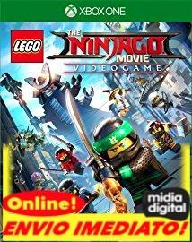 Lego Ninjago O Filme: Videogame Para Xbox One - Envio Rápido