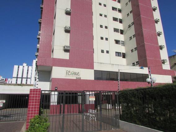 Apt No Cond Icone Residence , Bairro Grageru Com 94m² - Ca405