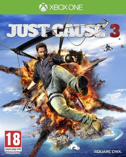Just Cause 3. Xbox One. Egishop