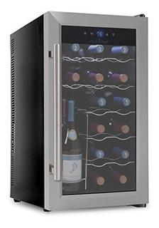 Enfriador De Vino Para 18 Botellas Nutrichef