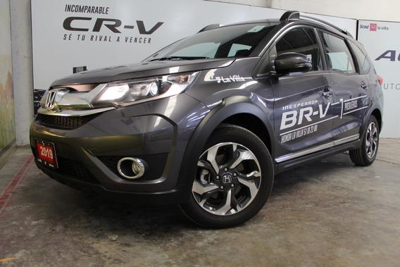 Honda Brv Prime Cvt Ta Acero 2019