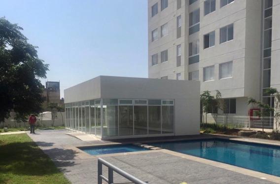 Departamento En Renta, Guadalajara. Complejo Tres Lagos