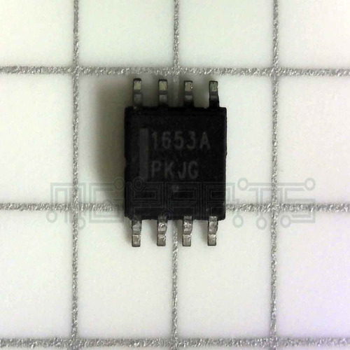 Ncp1653a  N1653 1653a Ic Pfc Controller On Orig Ot1