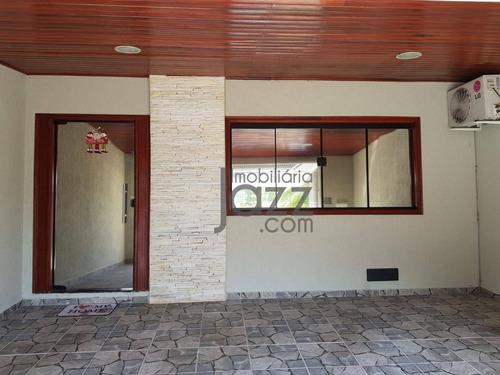 Sobrado Com 2 Dormitórios À Venda, 125 M² Por R$ 425.000 - Parque Residencial Jaguari - Americana/sp - Ca6074