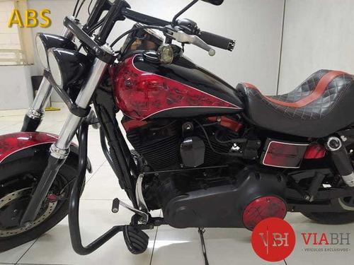 Harley-davidson Dyna Fat Bob Fxdf