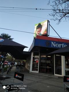 Pantalla Led Publicitaria - Opción Fdo. De Comercio- Tucumán