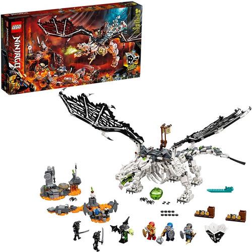 Lego Ninjago 71721 Dragón Del Hechicero 1016 Pzs
