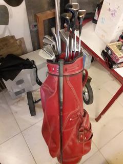 Palos De Golf Usados Spalding Modelo Executive