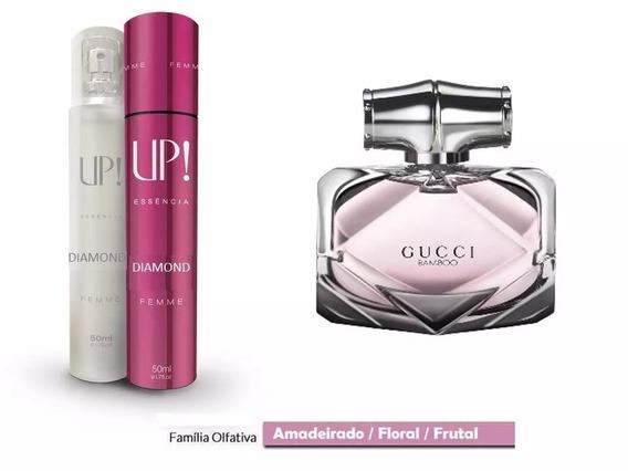 Perfume Feminino Gucci Bamboo Da Up Essencia Diamod Original