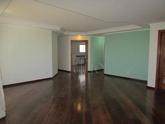 Apartamento Com 4 Dormitórios Para Alugar, 212 M² Por R$ 2.300,00/mês - São Judas - Piracicaba/sp - Ap3413