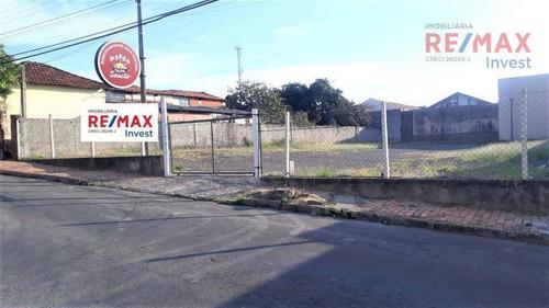 Imagem 1 de 1 de Terreno Para Alugar, 968 M² Por R$ 4.000,00/mês - Vila Nogueira - Botucatu/sp - Te0361