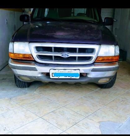 Imagem 1 de 3 de Ford Ranger Xlt V6 4.0
