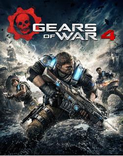 Gears Of War 4 Xbox One / Windows 10