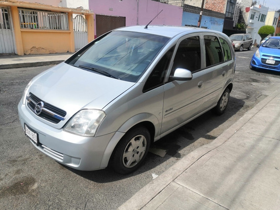 Chevrolet Meriva Transmisión Manual