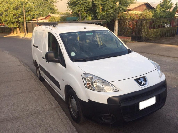 Peugeot Partner Maxi 2012 Única Dueña