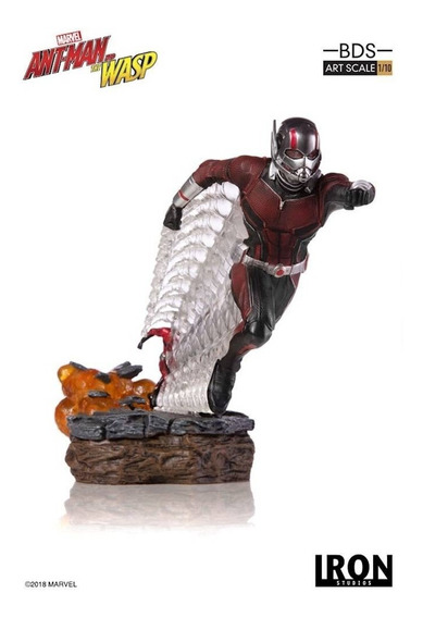 Ant-man 1/10 Bds - Ant-man And The Wasp - Iron Studios