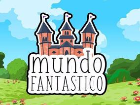 Animación Infantil A Domicilio - Mundo Fantastico