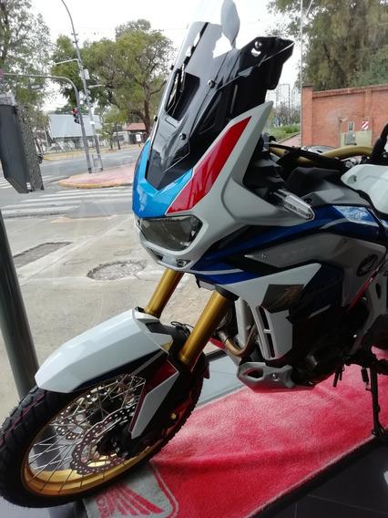 Nueva!!! Honda Crf1100l Africa Twin Adventure Automatic 2020