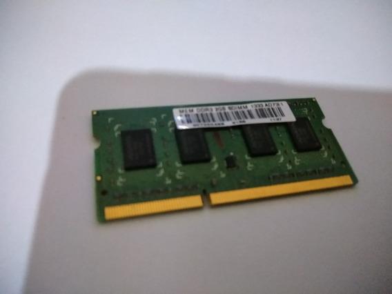 Memoria Adata Ddr3 2gb Sdimm Ad73l-1333mhz Notebook