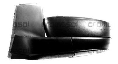 Espejo Volkswagen Up Izq. Manual Sin Señalero - Cymaco