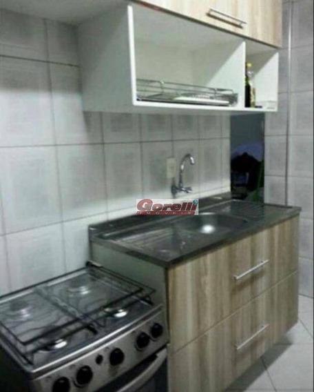 Apartamento À Venda, 48 M² Por R$ 170.000,00 - Jardim Amaral - Itaquaquecetuba/sp - Ap0487
