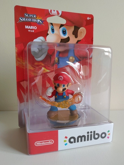 Amiibo Super Mario Smash Bros Nintendo Switch